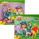 Disney My Friends Tigger & Pooh 2 Book Set
