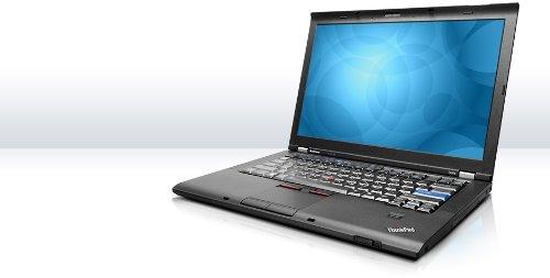ThinkPad T500 Notebook Intel Core 2 Duo T9400 2.53GHz WiFi 15.4 WXGA 2GB DDR3 SDRAM 160GB
