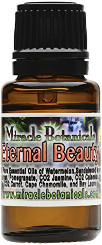 Miracle Botanicals Eternal Beauty Skin Serum - 15ml *Made with the Finest Ingredients for Glowing, Youthful, Blemish Free Skin*