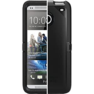Otterbox HTC One Defender Series Case Black 7726377