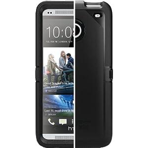 Otterbox HTC One Defender Series Case Black 7726377