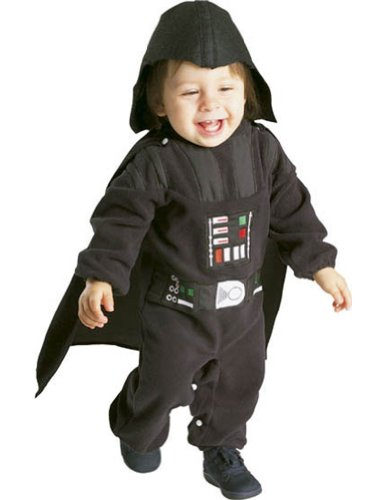 Baby-boys - Darth Vader Toddler Costume Halloween Costume