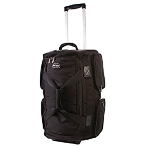 Wheeled Holdall 24 inch - 58 Ltrs -Great Luggage by Great Luggage