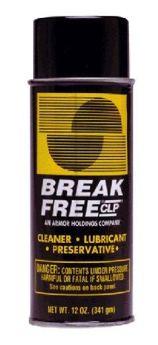 Why Choose Break-Free CLP Gun Cleans Lubricates Prevent Aerosol Can 12 Ounce BF-CLP12
