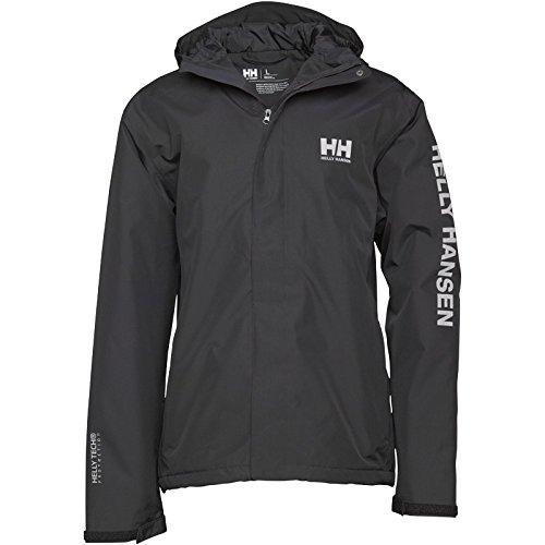 Schwarz/Silber Helly Hansen Herren Karlstad Helly Tech Jacke Schwarz/Silber günstig kaufen