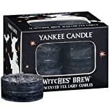 Yankee Candle Halloween Scents (Witches Brew, Tealights (Box of 12))