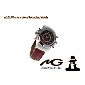 Digital Voice Recording Watch