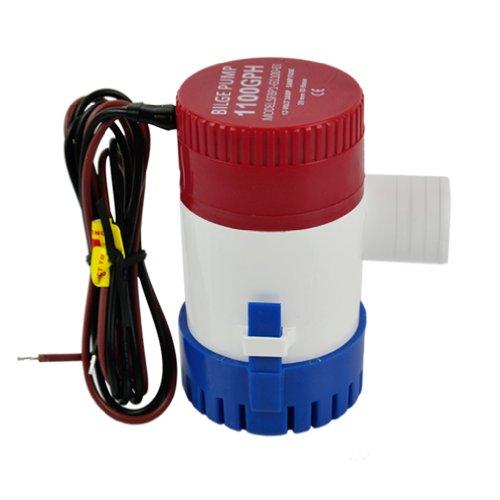 Generic Submersible Boat Bilge Water Pump 1100Gph