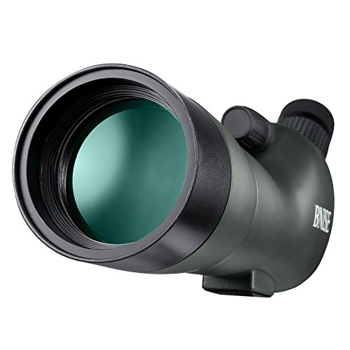 BNISE-HD-Spotting-Scope-Fully-Multi-Coated-Optics-20-60x60-Zoom-Monocular-Waterproof-Telescope-With-Tripod-Camera-and-Phone-Photography-Adapters-Army-Green