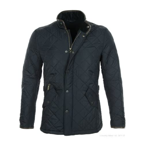 <strong>Barbour Powell Quilted <strong>Jacket Mens6966