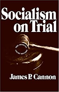 "Cover of ""Socialism on Trial"""