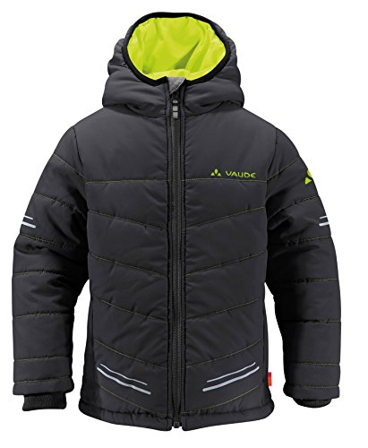 VAUDE Kinder Arctic Fox Jacket, Black, 110/116, 03444