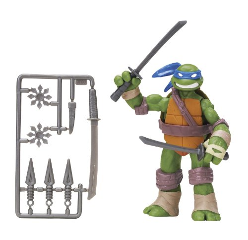 Teenage Mutant Ninja Turtles Classic Collection Action Figure - Leonardo