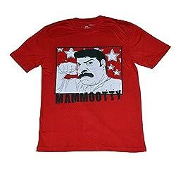 Indsights Men's T-Shirt Mammotty