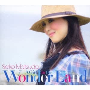 A Girl in the Wonder Land(初回限定盤B)