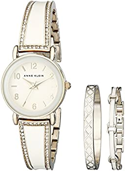 Anne Klein AK/2052IVST Women's Watch Set