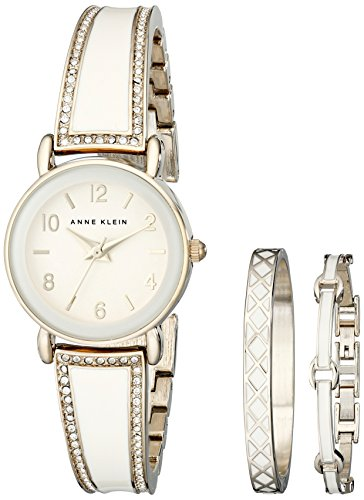 anne-klein-womens-ak-2052ivst-swarovski-crystal-stainless-steel-watch-set
