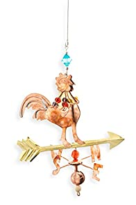 Pilgrim Imports Weather Vane Fair Trade Ornament