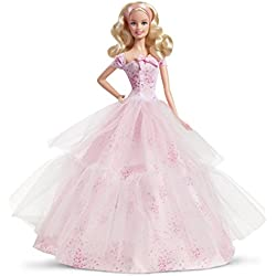 Barbie Birthday Wishes 2016 Barbie Doll, Blonde