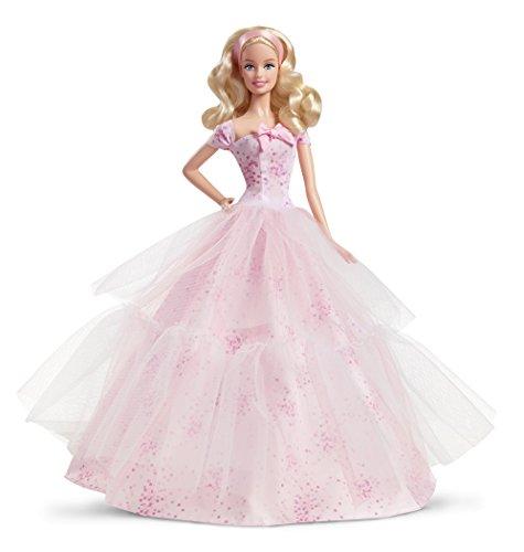 Barbie Birthday Wishes 2016 Blonde