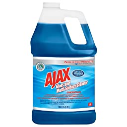 Ajax 04195  Expert Glass and Multi Surface Cleaner, 1 gallon