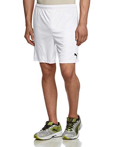 Puma Teamwear Velize Mens Training Shorts White Size 3XL