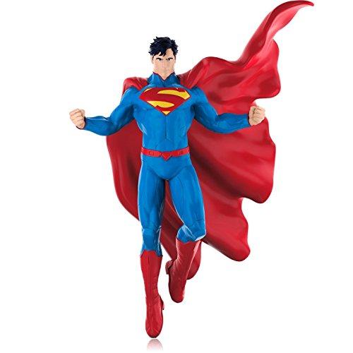 Hallmark QXI2476 Defender Of Mankind – Superman – 2014 Hallmark Keepsake Ornament