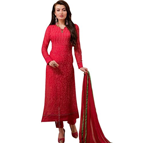 Ready-to-wear-Chiffon-Karachi-Style-Embroidered-Salwar-Kameez-Suit