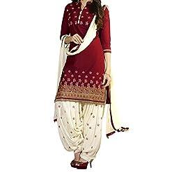 Rangrasiya Corportation Women's polycotton Unstitched Dress Material_16__Freesize
