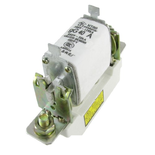 40A Blade Contact Fuse Link Base Holder NT00 500V 120kA 660V 50kA high quality projector lamp elplp08 for epson powerlite 9000i v11h0289 v11h0280 v11h0290
