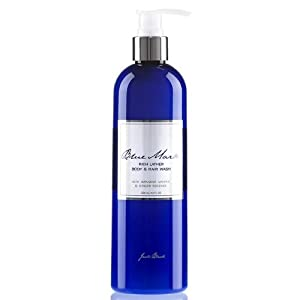 Jack Black Blue Mark Rich Lather Body & Hair Wash, 12 fl. oz. by Jack Black