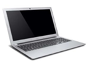 Acer Aspire V5-531P 15.6-inch Touchscreen Laptop (Silver) - (Intel Pentium 987 1.5GHz Processor, 6GB RAM, 500GB HDD, DVDSM DL, LAN, WLAN, BT, Webcam, Integrated Graphics, Windows 8)
