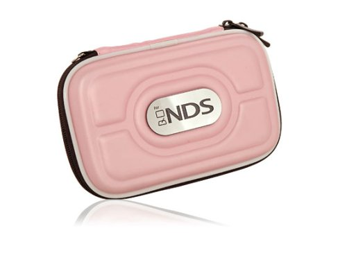 FPUK NINTENDO DS LITE PINK PROTECTIVE AERO CARRY CASE