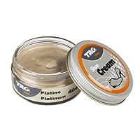 TRG the One Metallic Shoe Cream 50ml #404 Platinum