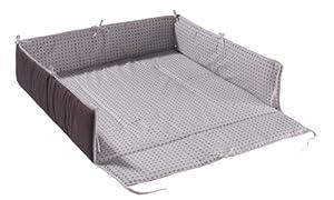 geuther tour de parc rectangulaire avec fond singe b b s pu riculture. Black Bedroom Furniture Sets. Home Design Ideas