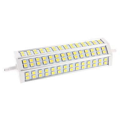 R7S 15W 84X5050 Smd 1280-1350Lm 6000-6500K Natural White Light Led Corn Bulb (85-265V)