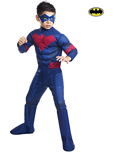 Rubie's Costume Batman Unlimited Nightwing Deluxe Child Costume