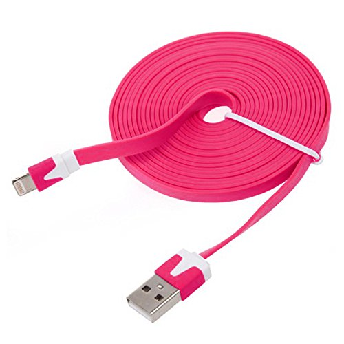 apple-iphone-usb-ladekabel-usb-1-meter-1-m-flache-nudel-lightning-lead-wire-charge-sync-kabel-fur-ip