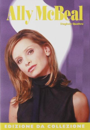 Ally McBeal - Stagione 04 (6 Dvd)