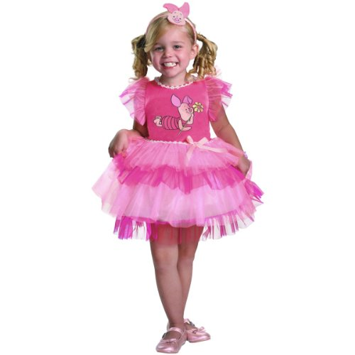 Frilly Piglet Costume - Toddler Small