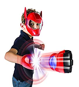 Big Hero 6 Baymax Rocket Fist and Mask Role Play Combo Pack