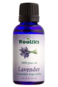 Woolzies Lavender 100% Pure Essential Oil - 1 fl Oz