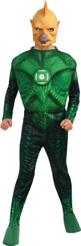 Rubie's Costume Co - Green Lantern - Tomar-Re Muscle Child Costume