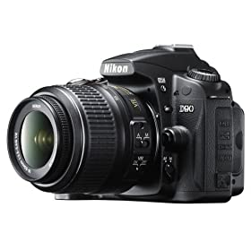 Nikon デジタル一眼レフカメラ D90 ニコン