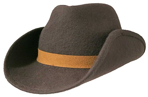 Rising Star Toddler Boys Wool Cowboy Hat Size 2T-4T [5012]