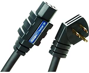 FlatScreen PowerLine 200 Extension Cord with IEC Connection (2 feet) (Discontinued by Manufacturer)
