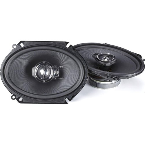 "Kenwood Kfc-C6895Ps 6""X8"" Performance Series 3-Way Custom Fit Coaxial Car Speakers"
