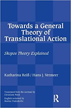 summary of katharina reiss's article about (translation theories explored) christiane nord-translating as a purposeful activity_ functionalist approaches explained-routledge (1997) by taher-462300.