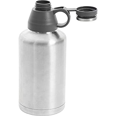 Maxam 64oz Stainless Steel Growler