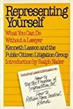 Representing Yourself: What You Can Do Without a Lawyer (0374517266) by Lasson, Kenneth